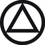 Треугольник в ковке