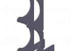 гантельница металлическая